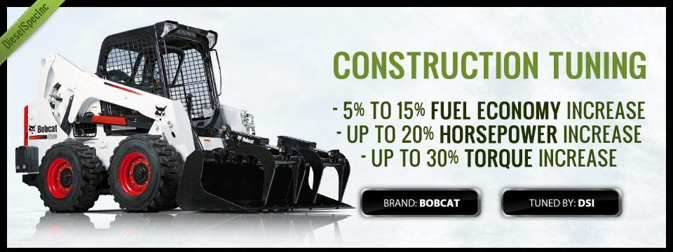 BobCat Torque & Performance Tuning | Diesel Spec